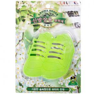 """SANDOKKAEBI  """"Лесной"""" Ароматизатор-поглотитель запаха для обуви и шкафов для обуви, 4г."""