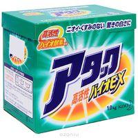 KAO Attack BioEX Концентрированный универсальный стиральный порошок, 1 кг (А)