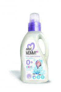 Aware Mommy Гель для стирки гипоаллергенный Kids, Ромашка и хлопок, 1000 мл