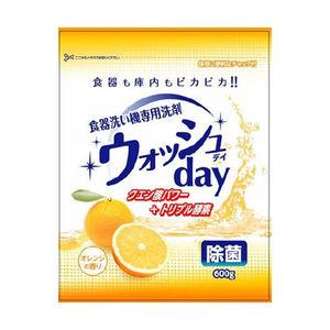 "NIHON   Порошок д/посудомоечных машин ""Automatic Dish Washer detergent"" с ароматом апельсина, М/У 600гр."
