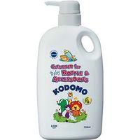 KODOMO Средство для мытья детских бутылок и сосок, флакон, 750мл(А)