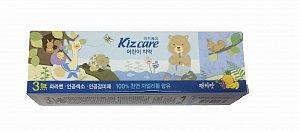 """MUKUNGHWA  """"Kizcare""""  Детская зубная паста со вкусом фруктового коктейля, с 2 лет ,75гр."""