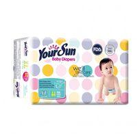 YourSun подгузники XL (13-20 кг), 44 шт (А)