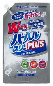 MITSUEI  Гель для стирки (дезодорирующий, с ферментами, (аромат фруктов) М/У с крышкой, 1,65кг.