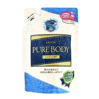 Mitsuei Pure Body Увлажняющее крем-мыло для тела с гиалуроновой кислотой, коллагеном, экстрактом алоэ (с ароматом мыла) М/У (запаска), 400мл.