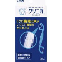 """LION Зубная нить двойная """"Clinica Sponge Floss"""", двухсторонняя, 20 шт (А)"""