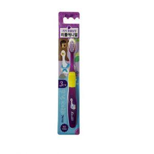 MUKUNGHWA Зубная щётка Kizcare для детей старше 7 лет (для самостоятельной чистки, мягкая) 1шт.