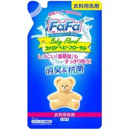 NS Fa-Fa    Детское дезодорирующее средство для стирки белья с цветочно-лесным ароматом