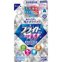 LION Bright Концентрированный отбеливатель для цветных тканей «Яркость+» запасной блок, 480 мл (А) +
