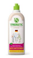 Synergetic Средство для чистки сантехники, ванн, раковин, душевых кабин, 1 л(А)