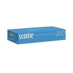 """NIPPON Салфетки Crecia """"Scottie"""" двухслойные (цвета пачек разные), 200шт,"""