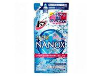 """LION    """"TOP Super NANOX""""     Гель для стирки (концентрированный), МУ, запасной блок,  360гр."""