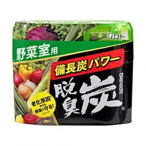 """ST  """"DASHU - TAN""""  Поглотитель запахов для овощных камер холодильника (угольный), 140гр."""