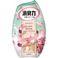 """ST Жидкий освежитель воздуха для комнаты """"SHOSHU-RIKI"""" (с ароматом букета цветов) 400мл."""