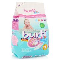 BURTI Концентрированный стиральный порошок Burti Compact Baby для детского белья 0,9 кг (А)