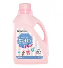 MUKUNGHWA.  O'clean Baby.   Жидкое органическое средство для стирки детского белья и одежды, флакон 1,8л.