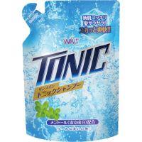 """NIHON  Охлаждающий шампунь 2 в1 с кондиционером-тоником """"Wins rinse in tonic shampoо"""" М/У 400мл."""