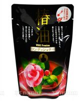 "NIHON  ""Wins premium camellia oil conditioner"" Премиум кондиционер с эфирным маслом Камелии,  М/У 400мл."