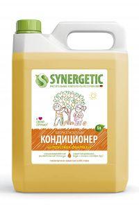 Synergetic Кондиционер для белья ЦИТРУСОВАЯ ФАНТАЗИЯ , 5 л (А)