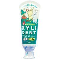 Детская зубная паста с фтором Lion XYLI DENT со вкусом винограда, туба 60гр. (А)