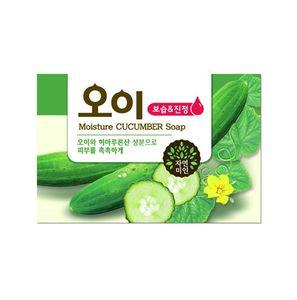 """Увлажняющее мыло с экстрактом огурца Moisture Cucumber Soap"""""""""""