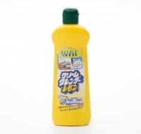 NIHON   Кремовое чистящее и полирующее средство (Cream Cleanser Lemon) с ароматом лимона, флакон   400гр.