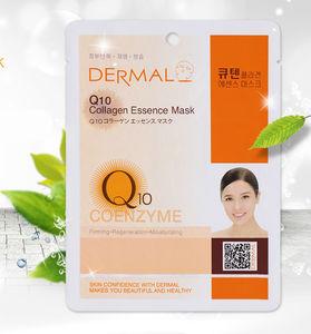 """DERMAL Косметическая маска с коллагеном и коэнзимом Q10 """"Коэнзимом Q10"""" 23гр."""