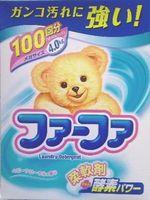 Nissan Fa Fa   Детский концентрированный стиральный порошок с цветочным ароматом, ферментами и кондиционером, коробка, 4 кг.(А) (+3)
