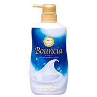 Сливочное жидкое мыло для рук и тела Bouncia (СOW), флакон, 550мл