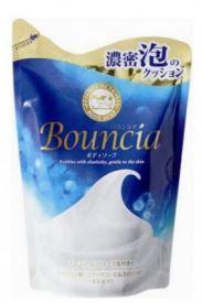 COW Сливочное жидкое мыло для рук и тела Bouncia, запасной блок, м/у,430мл
