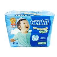 GENKI Трусики для мальчиков и девочек XL (12-17 кг) 26шт