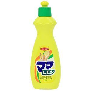 "Средство для мытья посуды ""Mama Lemon"", с ароматом лимона, флакон, 380мл"