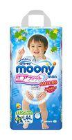 Подгузники-трусики Moony  для мальчиков, 9-14 кг. (44 шт.)   D