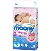 Подгузники Moony (Муни)   9-14 кг (54 шт.)       D
