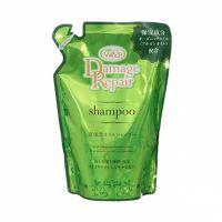 """NIHON  Восстанавливающий шампунь с морской водой, водорослями и коллагеном """"Wins Damage Repair Shampoo"""" М/У 370мл."""