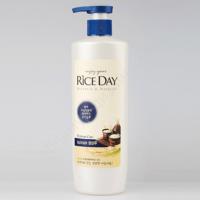 CJ Lion Шампунь Rice Day для нормальных волос увлажняющий, 550 мл (А)