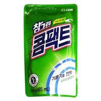 CJ Lion Средство для мытья посуды Chamgreen Концентрат, мягкая упаковка, 485 мл (А)