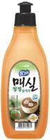 CJ Lion Средство для мытья посуды Chamgreen Японский абрикос, флакон, 290 мл (А)