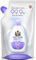 """LION Жидкое мыло для рук """"Ai - Kekute""""  Сочная ягода, с антибактериальным эффектом, зап.блок 200 мл (А)"""