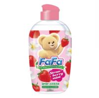 Nissan FaFa, Средство для мытья детской посуды, бутылочек, сосок, прорезывателей; с ароматом клубники и мяты, флакон, 270мл.