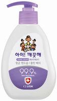 """LION Жидкое мыло для рук """"Ai - Kekute""""  Сочная ягода, с антибактериальным эффектом, флакон, 250 мл (А)"""