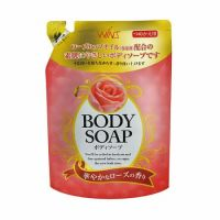 """NIHON  Крем-мыло для тела """"Wins Body Soap Rose"""" с розовым маслом и богатым ароматом М/У 400мл."""