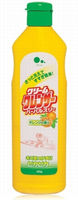 MITSUEI.  Чистящий крем с ароматом апельсина (очищение без царапин), флакон 400гр.