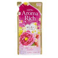 """LION Aroma Rich Кондиционер для белья """"Scarlett"""" с цветочно-фруктовым ароматом, запасной блок, 430 мл (А)"""