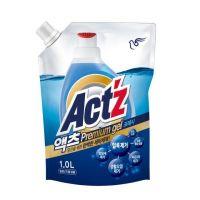 """PIGEON  Концентрированный гель """"Act'z Premium Gel"""" для стирки белья для машин с вертикальной и горизонтальной загрузкой (аромат мяты) М/У 1л."""