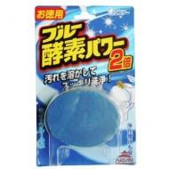 ST.  Blue Enzyme Power    Очищающая ароматическая таблетка для бачка унитаза, 60гр.