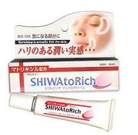 Hadariki Крем вокруг глаз SHIWA RICH против мелких морщин, 20гр.