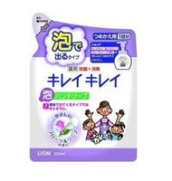 """LION Мыло-пенка для рук KireiKirei"""" с цветочным ароматом МУ 200"""""""