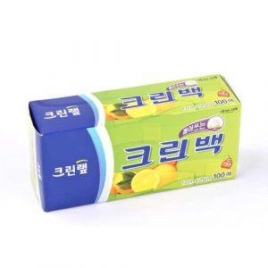 CLEANWRAP  Пакеты фасовочные в коробке с системой «ПРОСТО достань», РАЗМЕР XS 17*25 см, 100 шт.