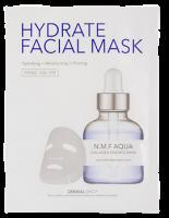 DERMAL  Коллагеновая маска для лица из микротенселя с натуральным увлажняющим фактором (NMF) 25 г.